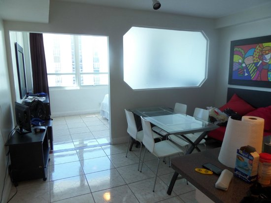 Costa Galana Miami: Comedor