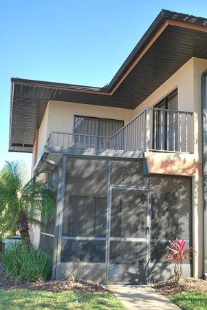 Liki Tiki Village: Townhouse unit