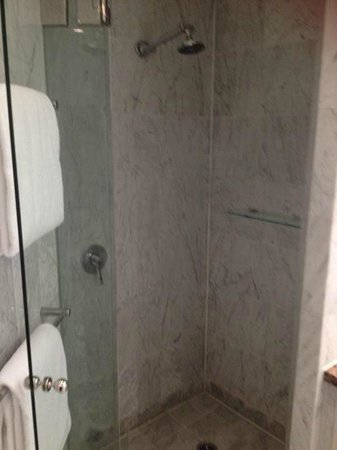 Quay West Suites Sydney: shower