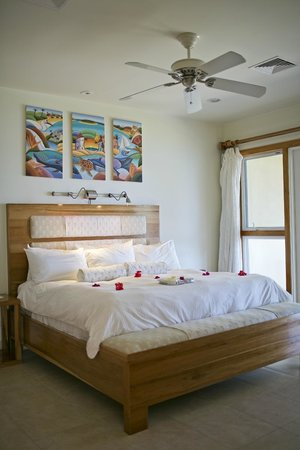 The Phoenix Resort : Master bedroom