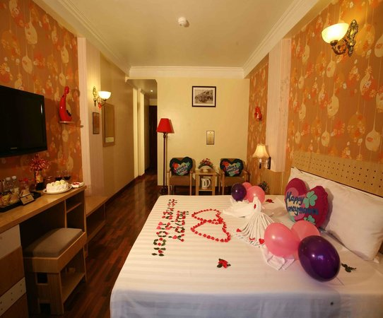 Hanoi Guest House: Honeymoon room