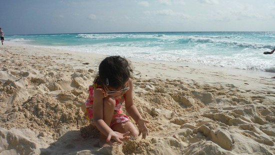 Omni Cancun Resort & Villas : Lots of fun times for little ones