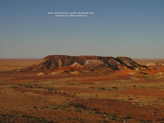 Quest on King William: Breakaway tours Coober Pedy