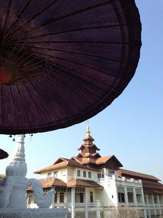 The Dhara Dhevi Chiang Mai : Akaligoでの朝食
