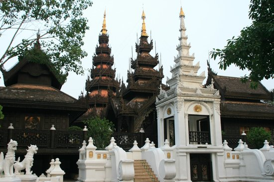 The Dhara Dhevi Chiang Mai : SPA
