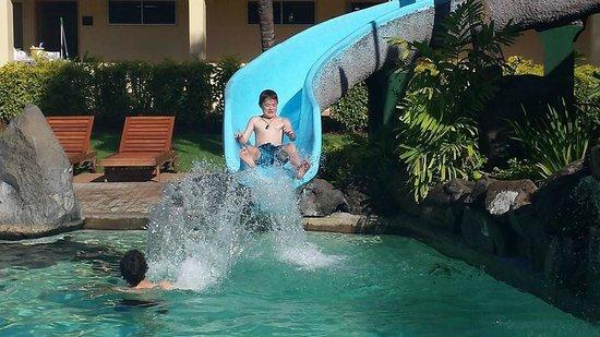 Tokatoka Resort Hotel: Pool Fun