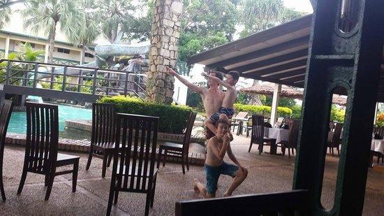 Tokatoka Resort Hotel: Posers