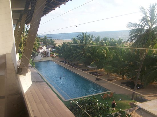 Jetwing Beach: View from the room