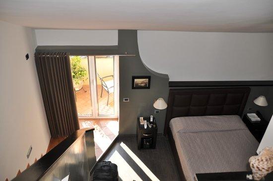 Magi House Relais : The penthouse suite