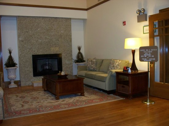 Comfort Inn & Suites Lithia Springs: Lobby
