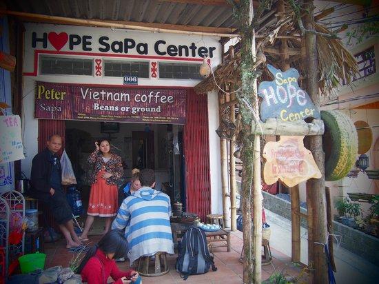 Sapa Backpackers: Sapa Hope Centre