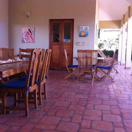 Soma Surf Resort: Dining Area