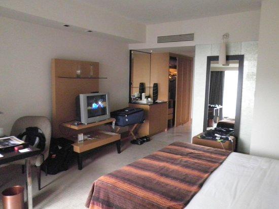 Cinnamon Grand Colombo: deluxe room