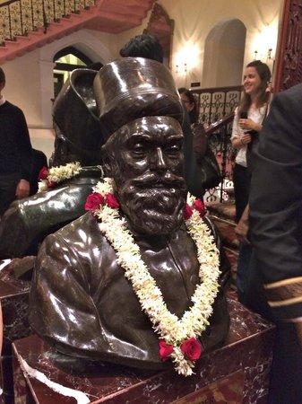 The Taj Mahal Palace, Mumbai: The Hotel founder