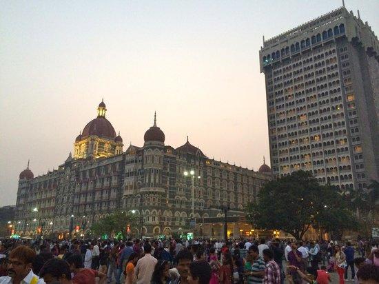 The Taj Mahal Palace, Mumbai: Hotel