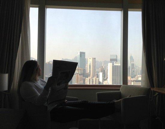 Metropark Hotel Causeway Bay Hong Kong: Что может быть лучше...