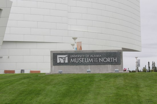 University of Alaska Museum of the North: Outside