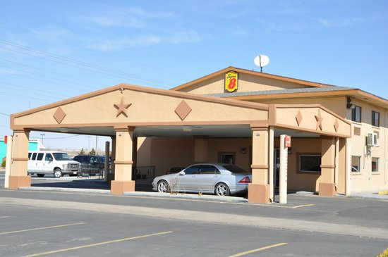 Super 8 Amarillo Central TX : Welcome to Super 8