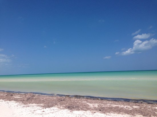 Villas HM Paraiso del Mar: La hermosa y tranquilas aguas