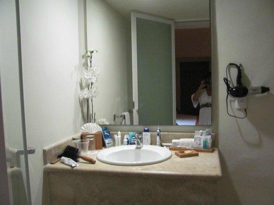 Ocean Spa Hotel: Standard room bath