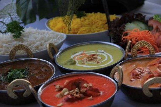 Randhawa's Indian Cuisine: Our Curries