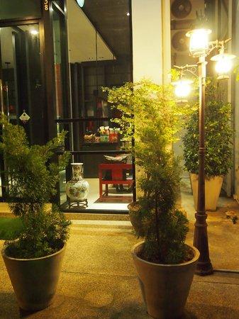 De Poem Loft Boutique Residence: OUR Tea Room