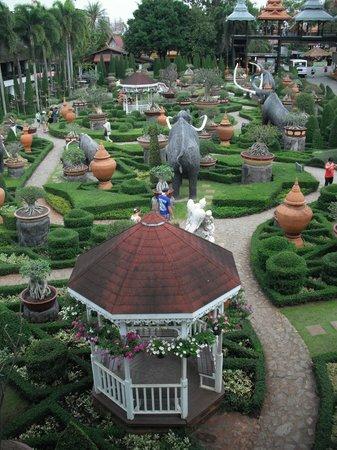 Nong Nooch Tropical Botanical Garden: Nong Nooch Botanical Gardens