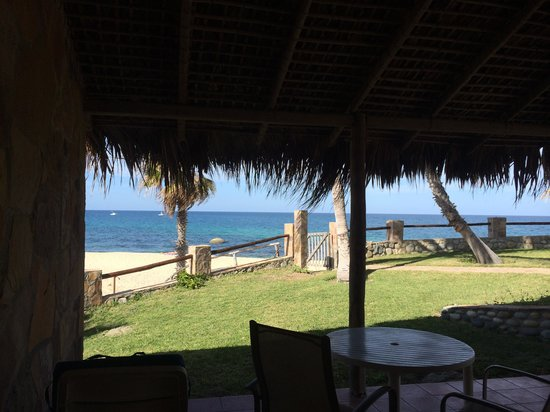 Rancho Leonero Resort: View from our patio