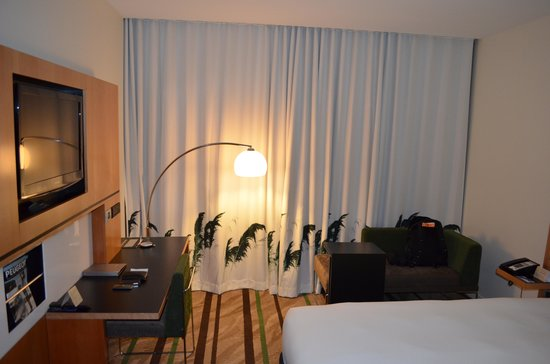 Novotel Auckland Airport: Chambre 2
