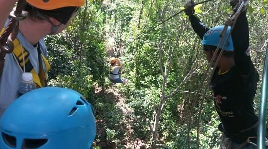 Flying Hanuman : brilliant fun
