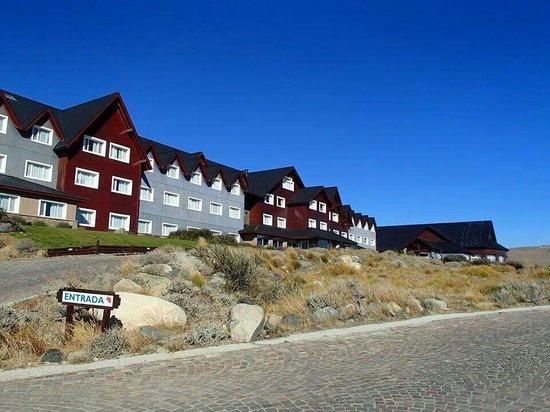Alto Calafate Hotel Patagonico: Muy buen hotel