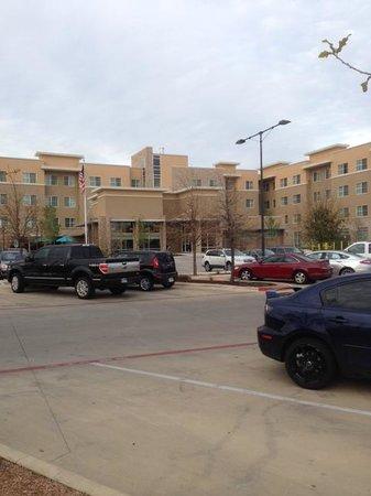 Residence Inn Austin-University Area: Parking Lot View 1