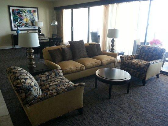 Caribe Hilton San Juan: Suite