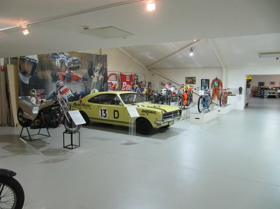 Museum 4 Picture Of National Motor Racing Museum