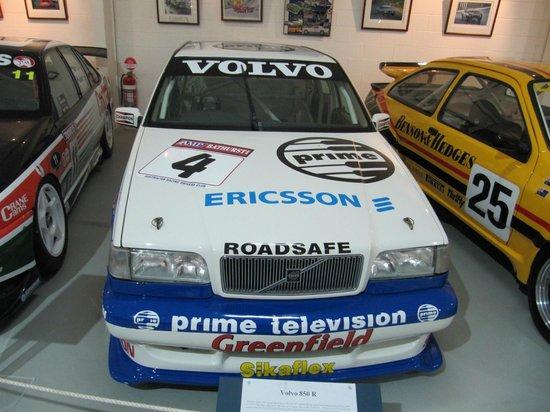 National Motor Racing Museum: museum #2