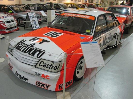 National Motor Racing Museum: museum #11