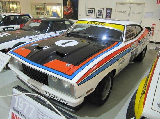 National Motor Racing Museum: museum #10