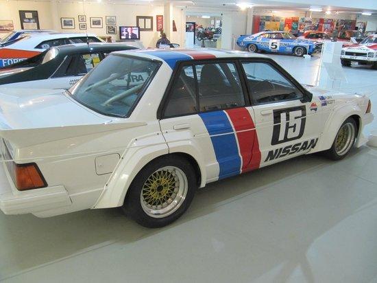National Motor Racing Museum: museum #13