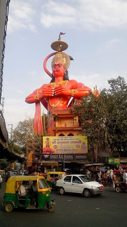 Hanuman Temple / Statue