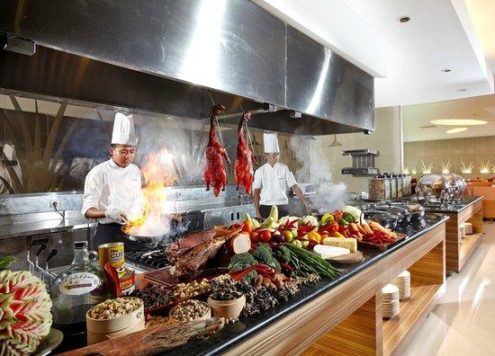Grand Artos Hotel Convention Open Kitchen