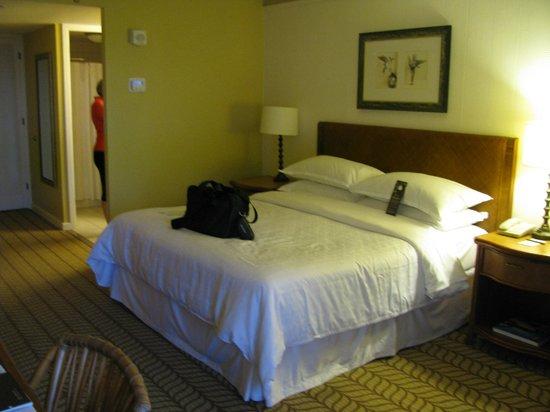 Sheraton Kona Resort & Spa at Keauhou Bay: Room