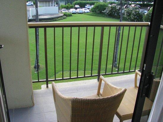 Sheraton Kauai Resort: Lanai of Room 3310