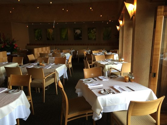 Alan Wong's Restaurant: Atmosphere