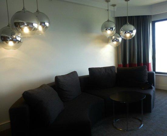 Pullman Melbourne Albert Park: Lounge area