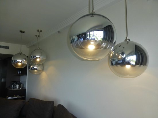 Pullman Melbourne Albert Park: Modern interior