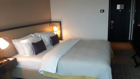 Crowne Plaza Belgrade : Standard room