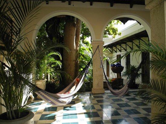 Casa Lecanda Boutique Hotel: Relaxarea