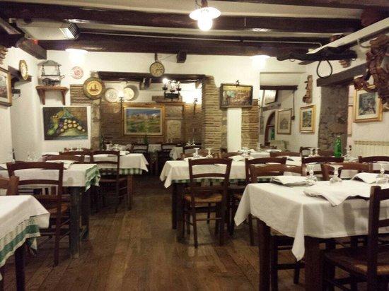 Ristorante Al Grottino: Interno del locale
