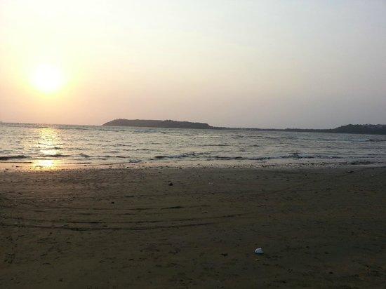 Miramar Beach: enjoy the sunset