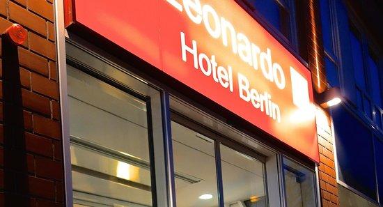 Leonardo Hotel Berlin: Außenansicht